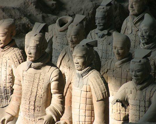raisons d'aller voir l'armée de Xian