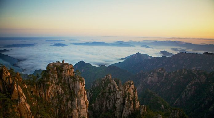 raisons d'aller admirer les montagnes jaunes