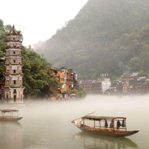 Un site à visiter en Chine